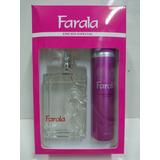 Perfume Farala 100ml Vap + Desodorante