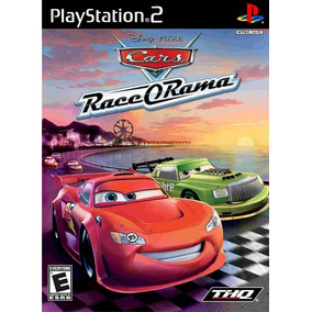 Jogo Ps2 Carros Race O Rama + Frete Grátis.