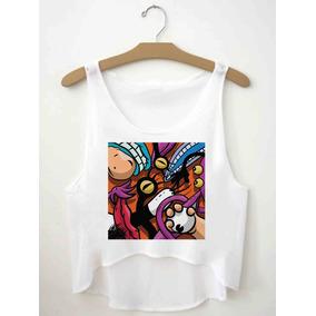moranguinho desenhos para colorir camisetas e blusas cropped no