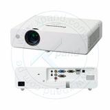 Proyector Panasonic Pt-lb303, 3100 Lúmenes, 1024x768, Xga, 3