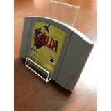 Juego Zelda Para Nintendo 64 , De Colección Ntdf