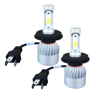 Kit Luces Cree Led Ultima Generacion S H1 H3 H4 H7 H11 9005