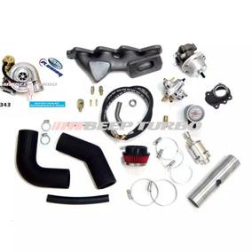 Kit Turbo Ea111 (gol G5 G6) 1.0 C Turbina Master Power T2