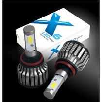 Par Focos Led X6 30w 3600 Lumens H1 H3 H7 H10 H11 9005 9006
