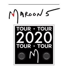 2 Ingressos Show Maroon 5 Sp Inteira + Meia Cadeira Inferior