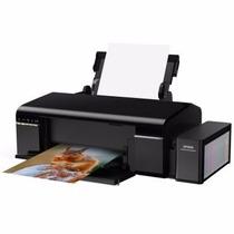 Impressora Fotográfica Epson L805 Wifi Cd/dvd Tanque Bulk In