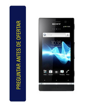 Celular Sony Xperia U Wifi Android Whatsapp Redes Sociales