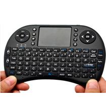 Mini Teclado Control Y Mouse Pad Para Smart Tv