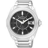 Reloj Citizen Para Hombre Aw1020-53e Eco-drive En Acero 66c6c18c4690
