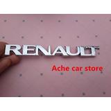 Emblema Renault Autoadhesivo Megane,sandero,fluence Etc