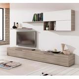 Mueble Lcd-mesa Tv-modular - Rack Moderno - Melamina 18mm