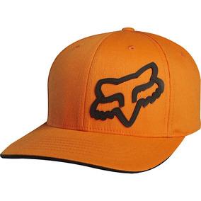 Gorra Fox Racing Signature Flexfit Varias Tallas Y Colores