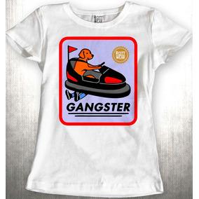 Perro Gangster Blusa Dama Rott Wear