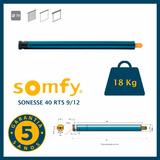 Motor Tubular Somfy - 18 Kg (ultra Silenciosos)