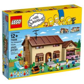 Lego 71006 - A Casa Dos Simpsons Original Lacrado Nota Fisc