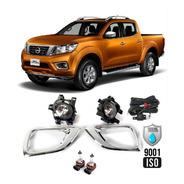 Kit Faros Niebla Nissan Frontier Np300 2015 16 17 2018 2019