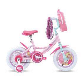 Bicicleta Niña R-12 Barbie Dreams