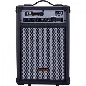 Caixa Multiuso Iron 400 60w Rms Bluetooth - Hayonik