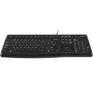 Teclado Logitech K120 920-004422 Keyboard Usb Negro