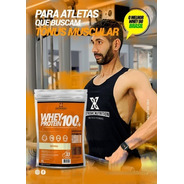 Whey Protein 100% Concentrado Extreme Nutrition 1kg Com Nfe