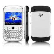 Celular Blackberry Modelo 8520 Negro Pim Activo Ultimos E/g