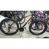 Bicicleta Montaña Mongoose Aro 27+ Rueda Ancha Nueva