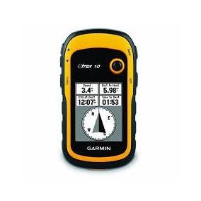 Gps Garmin Etrex10 Glonass Brujula Resistente Agua Factura A