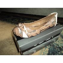 Zapatillas Scady Para Niñas,color Rosadas Y Marrones, Nº31