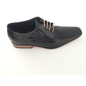 Zapato Formal Suela Café - Hugo Carrillo Talla 8