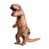 Disfraz Jurrasic Park World Adulto Inflable T-rex Dinosaurio