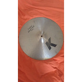 Crash Zildjian K Custom 16 +estuche Skb