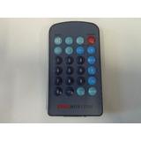 Controle Para Dvd Veicular Napoli Tft-tv-7260 Novo