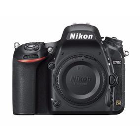 Cámara Nikon D750 Cuerpo 24.3 Mp Fx Wifi Full Frame Msi