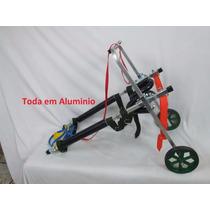 Cadeira De Rodas Para Cachorro De Médio Porte De 15 A 25 Kg.