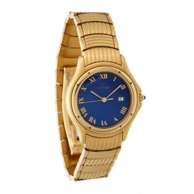 Reloj Cartier Ronde Para Caballero.