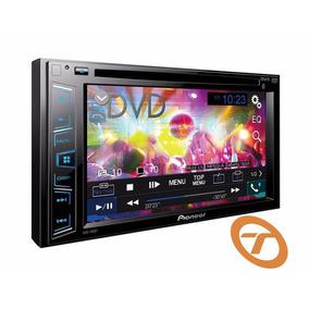 Dvd Automotivo Pioneer Avh-298bt 6.2 Touch - Bluetooth 23w