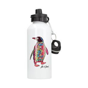 Thermo Metálico Dream Big Con Diseño Pingüino
