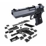 Pistola Lego Juguete Diy Armable Puede Disparar!!!
