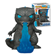 Funko Pop Godzilla Vs Kong 1018 Heat Ray Godzilla Original