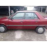 Renault 9 1992 ! Moldura Autoadhesivas Ancha Gris / Cromada