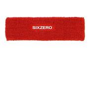 Vincha Sixzero - 100% Algodón - Negro O Rojo