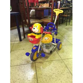 Triciclo Para Niños Perrito Para Pasear