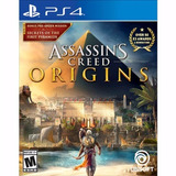 Assassins Creed Origins Ps4 Playstation 4 - Stock Ya