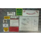 Adesivos Galaxie 500 Landau Ltd Porta Malas Peças E Serviços