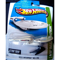 Hw 2013 U.s.s Enterprise Ncc-1701 Star Trek Não É Th Super