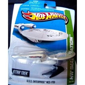 Hw 2013 U.s.s Enterprise Ncc-1701 Star Trek Não É Th Super