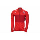 Campera Puma Del Club Independiente Tricot Rj/ Br Neswport