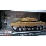Tanque Militar Escala 1/32 27 Cm X 11 Cm Luz Y Sonido Tanke