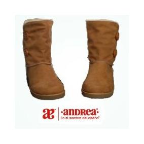 Botas Para Dama Andrea No. 5