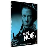 Dvd Coleção Filme Noir Vol. 9 - 3 Discos